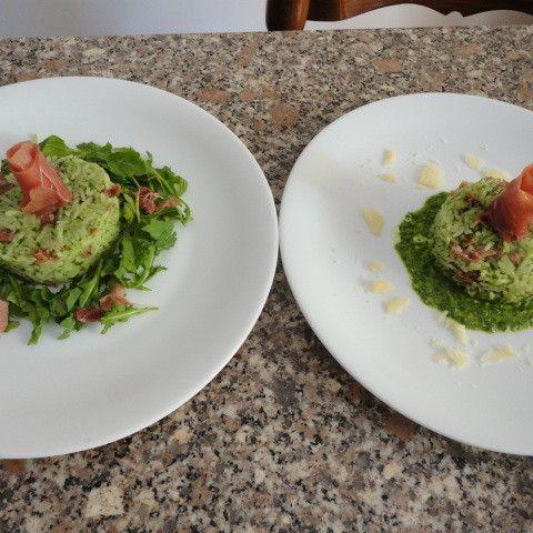 Timballini di riso basmati ( Dietetici) - http://www.food4geek.it/le-ricette/primi-piatti-ricette-kenwood-le-ricette/timballini-di-riso-basmati-dietetici/