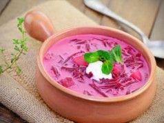 Rote Beete Suppe: 3 leckere Rezeptideen vorgestellt