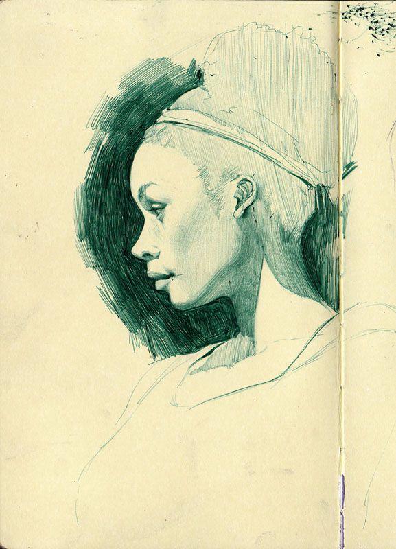 """Soey Milk Sketchbook - """"Profile"""""""