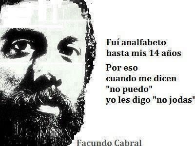 Frases de Facundo Cabral para compartir | Imagenes y Frases para ...  Ideas Desarrollo Personal para www.masymejor.com