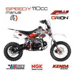 Cross speedy 110cc