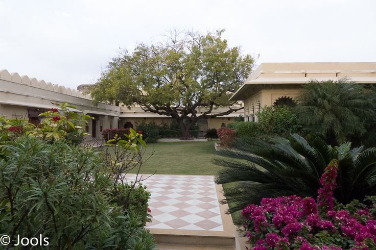 Sardargarh, a fort in Rajasthan, now run as a hotel by the Maharaja and his wife.  One of the most beautiful and interesting places, part hotel, part ruins, part private residence.
