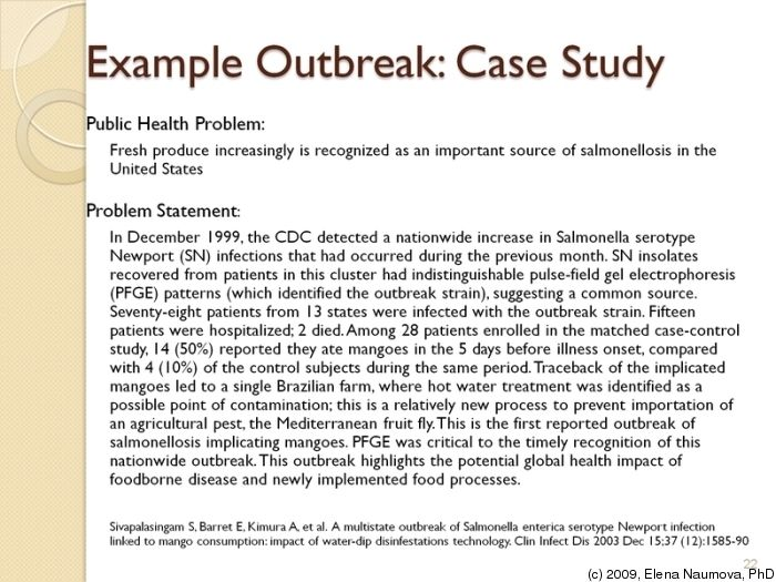 Case Study Examples Psychology