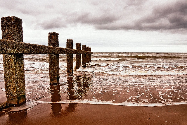 Rhyl, North Wales. My cousin lives here.