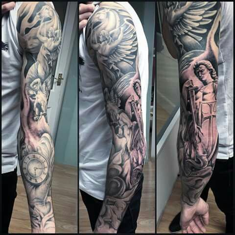175 best ideas about tattoos on pinterest sleeve for Higher ground tattoo