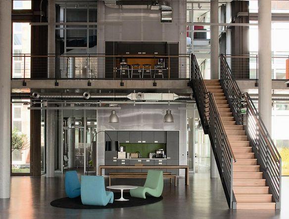 #elzap #meblebiurowe #meble #furniture #poland #warsaw #krakow #katowice #office #design #officedesign #officefurniture #industriall #loft #stairs #armchairs #colours #design #inspiration www.elzap.eu www.krzesla.krakow.pl www.meble-metalowe.com