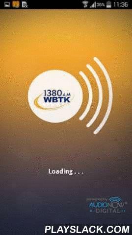 """WBTK 1380  Android App - playslack.com , Escucha Radio Poder 1380, WBTK, en vivo desde Richmond, Virginia! WBTK tiene lo mejor de la música Cristiana y también la aplicación donde puedes encontrar información sobre visitas de los consulados, cosas gratis que hacer en la comunidad, festivales, ferias de salud y recursos en Richmond, Chesterfield, Henrico, y Petersburg, Virginia, EE.UU. Puedes escuchar por Internet o escuchar a través del teléfono para ahorrar tu """"data"""". También puedes…"""