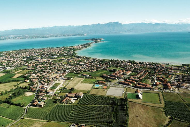 #DANTEmag & #ConsorzioTutelaLuganaDOC LAKE GARDA AND LUGANA A MARRIAGE MADE IN HEAVEN.