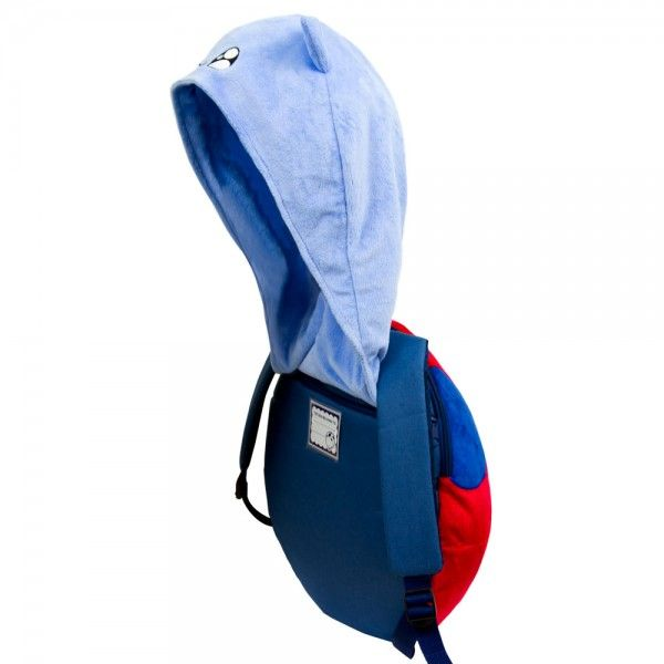 I May Have Just Died Of Happiness And Envy Catbug Hooded Backpack