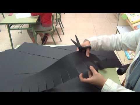 cómo hacer un birrete de graduación (www.racoinfantil.com)