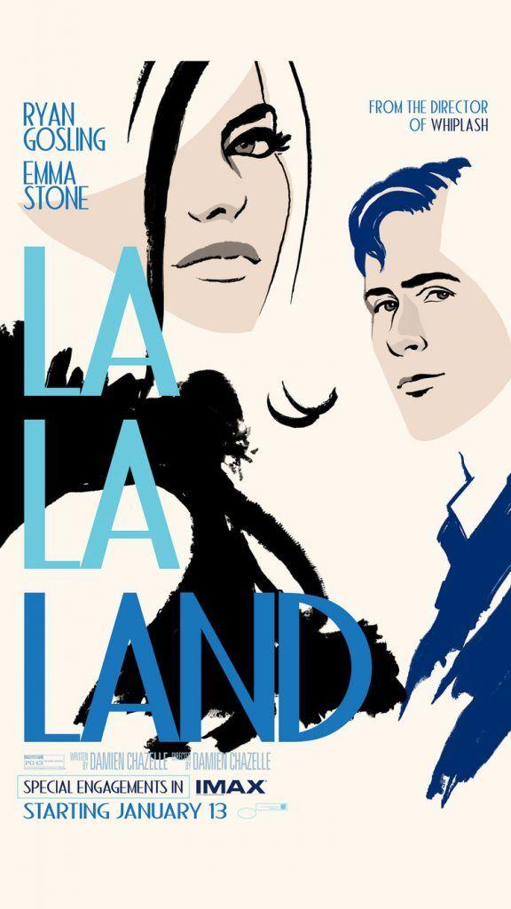 ラ・ラ・ランド/La La Land[03]iPhone壁紙 iPhone 5/5S 6/6S PLUS SE Wallpaper Background