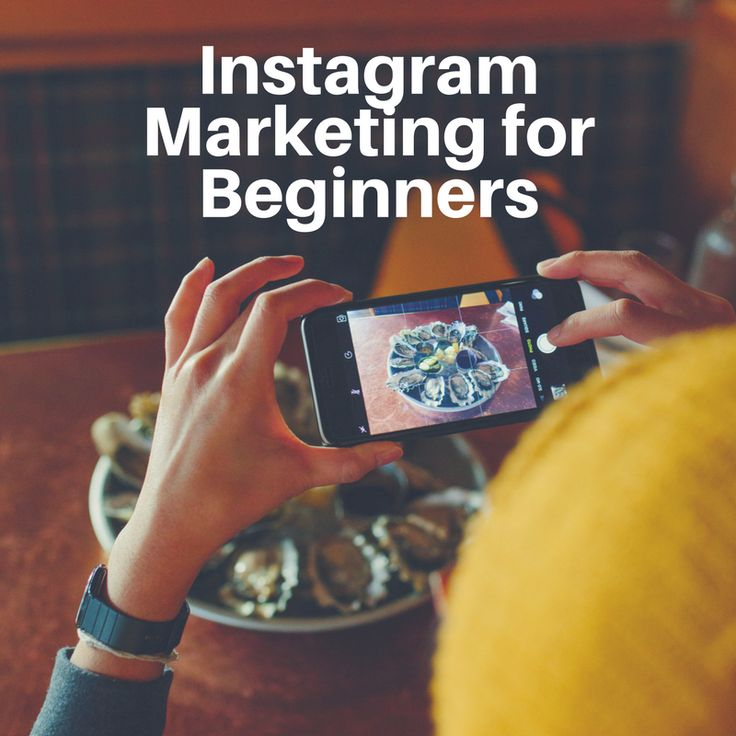 Instagram Marketing for Beginners Use this wildly popular visual platform to grow your business.   This Workshop Will Cover:   – Optimizing your Instagram profile  – Finding your target customers  – Proven strategies for finding your ideal customers  – Why you need a content strategy  – Creating an effective content strategy  – Hashtags and comments as marketing tools – Creating engaging visual content that stands out