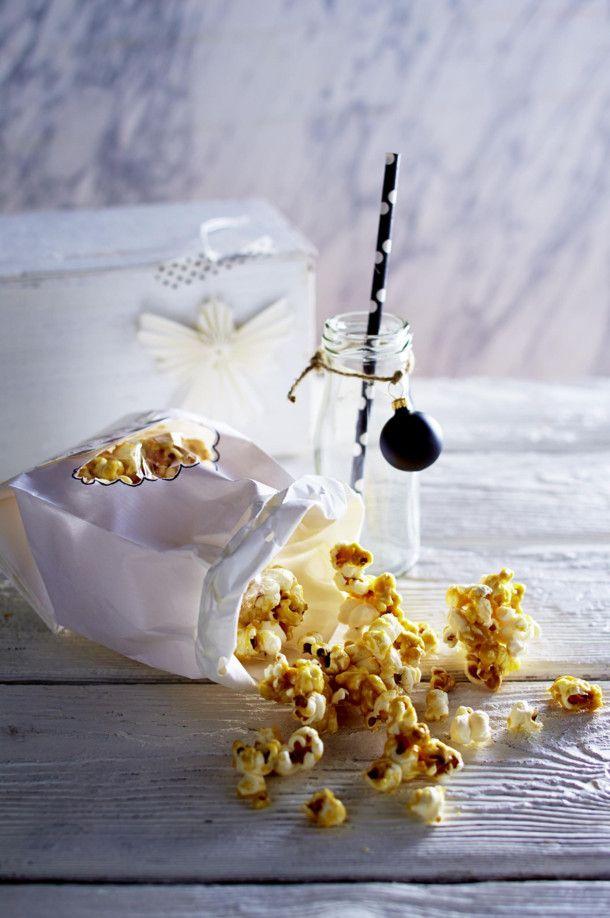 Unser beliebtes Rezept für Weihnachts-Popcorn und mehr als 55.000 weitere kostenlose Rezepte auf LECKER.de.