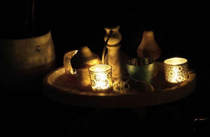 Michels's blog: licht in de duisternis.