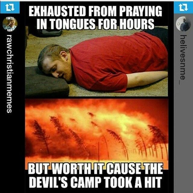 pentecostal jokes funny