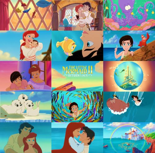The little mermaid a feministic perspective