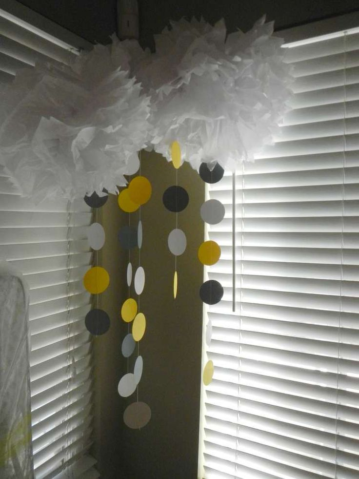 You Are My Sunshine (Yellow & Gray) Baby Shower Party Ideas | Photo 6 of 24 | Catch My Party