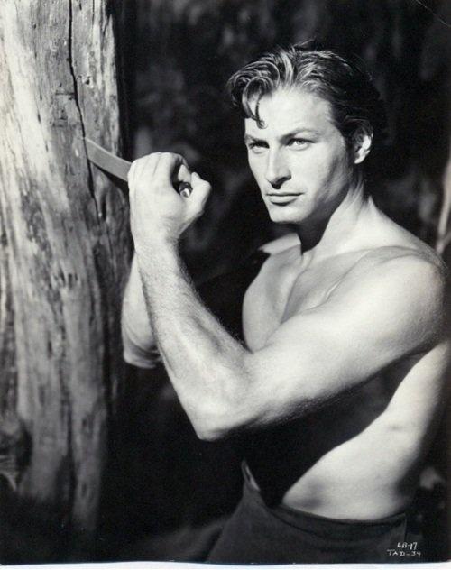 Tarzan - Lex Barker - 1949