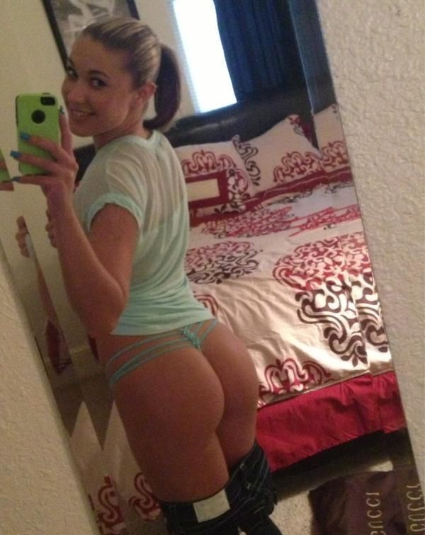 Teen girls selfies Sexy ass