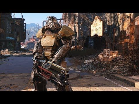 Fallout 4 is free this weekend on Steam for the first time ever | PC Gamer