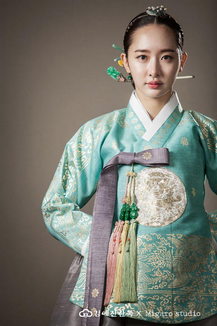1861 best asain style images on Pinterest   Korean hanbok ...