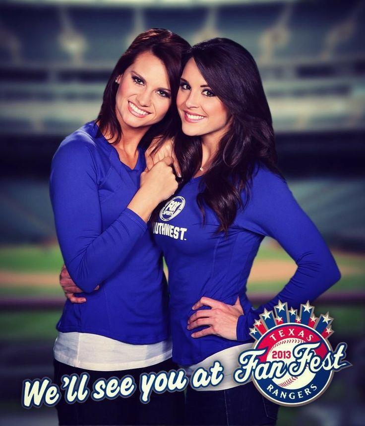 FOX Sports Southwest Girls -- Liddy and Kaime -- Texas ...