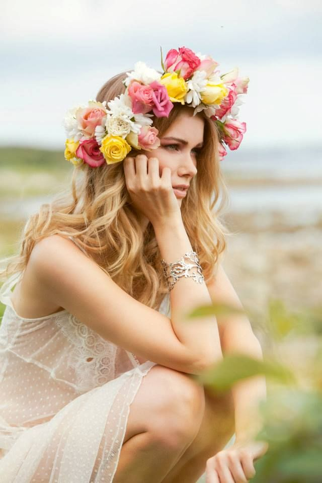 .Floral Beauty