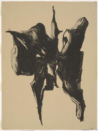 Alina Szapocznikow. Untitled. c. 1961