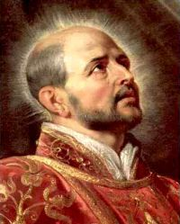 Ignatius of Loyola helps with protection from enemies, protect the home from intruders, protection from evil spirits, winning battles