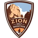 Zion Half Marathon at Zion National Park in Utah.  Run in March of each year.  Might be fun to do someday.