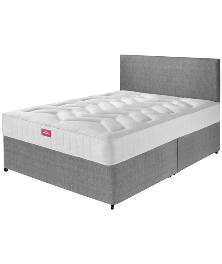 Buy Airsprung Elmdon Deep Ortho Double Divan Bed At Your Online Shop For Divan