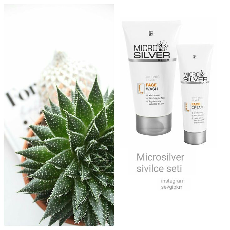 Lr health and beauty Microsilver