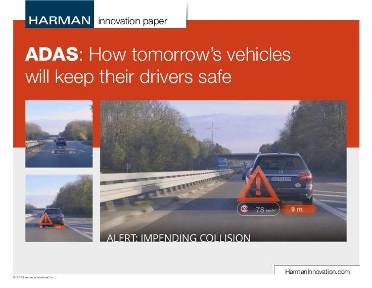 HARMAN ADAS: How tomorrow's vehicles will keep their drivers safe
