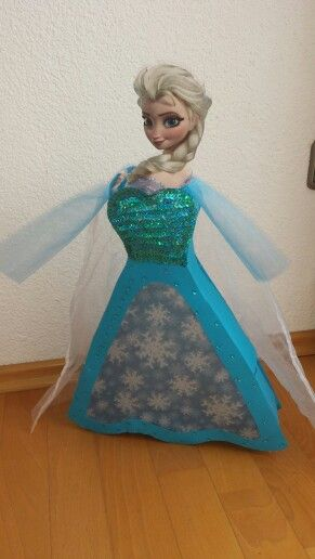 Eiskönigin Laterne