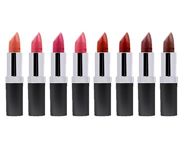 Containing both minerals and certified organic Jojoba Seed Oil, Shea Butter and Orange Peel Oil, Adorn's toxic free lipsticks provide on the go long lasting glamour! Available in gorgeous, bright, lip popping colour to natural reds and soft nudes and pinks.