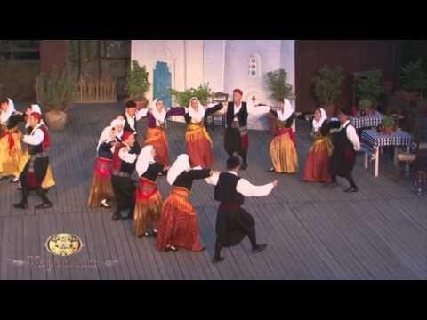 Τσιριγώτικος, Κύθηρα (Χοροστάσι) - YouTube
