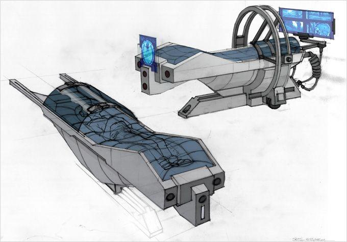 Concept Art World » Avatar Concept Art by Seth Engstrom