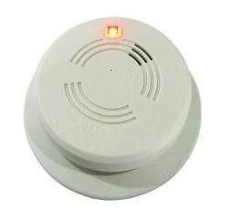 Amazon Alexa Home Security Alarm System Wireless Accessories Smoke Detector 433mhz Sensor Sensitive Cordless Fire Alarm Add on