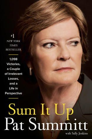 You don't have to be a basketball fan to like this book. Pat Summitt's autobiographical book tracing her journey from her humble beginnings in Henrietta, Tennessee, through her rise to fame as the coach of the Lady Vols basketball team, to her diagnosis of early-onset Alzheimer's disease, is both fascinating and inspirational.