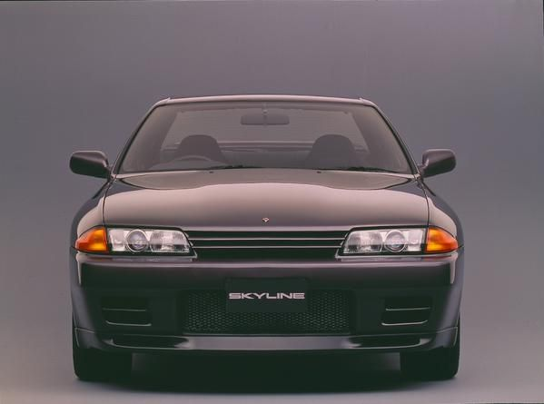 Would love to be driving this #Skyline #GTR #R32 for sure.  #throwbackthursday  Loving the old school days.