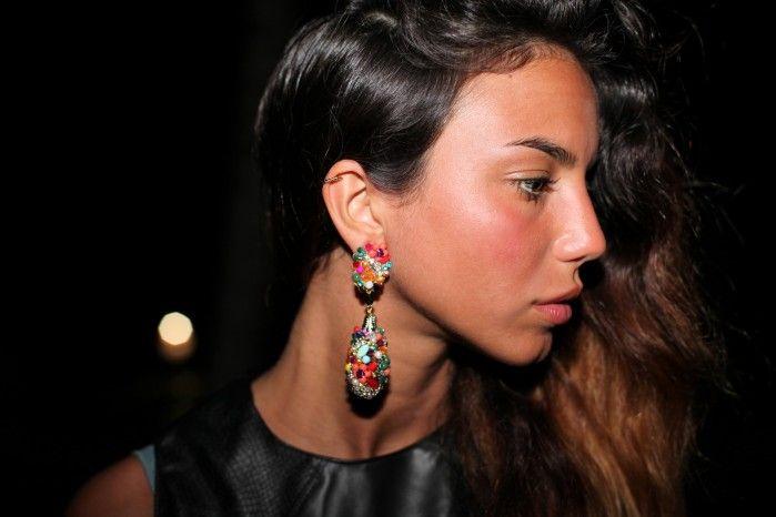 Botteguccia Accessories are available at WWW.FINAEST.COM | #finaest #fashion #botteguccia #earcuff #fashionblogger #moda #accessory #madeinitaly #milano #bijoux
