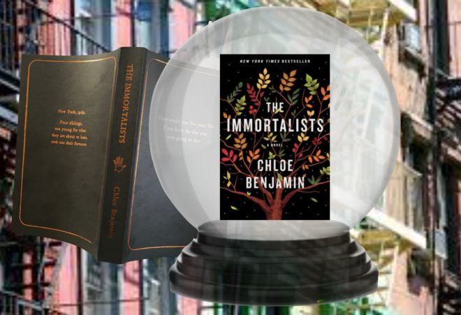 "Novel set in NYC and SAN FRANCISCO ""The Immortalists"" by Chloe Benjamin  If you knew the date of your death, how would you live?https://www.tripfiction.com/novel-set-mostly-in-new-york-and-san-francisco/"