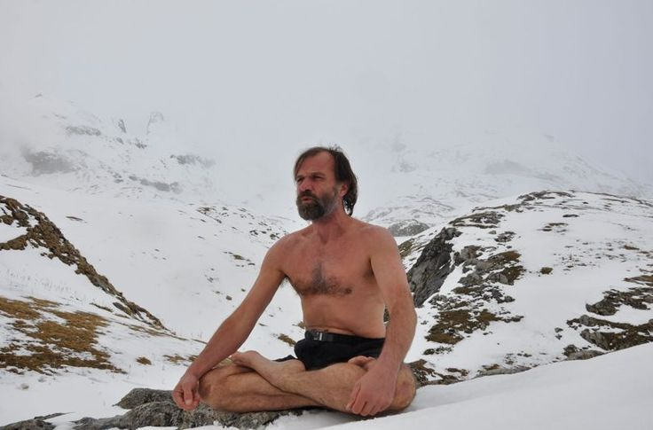 How to build your immune system with Wim Hof methods | British GQ