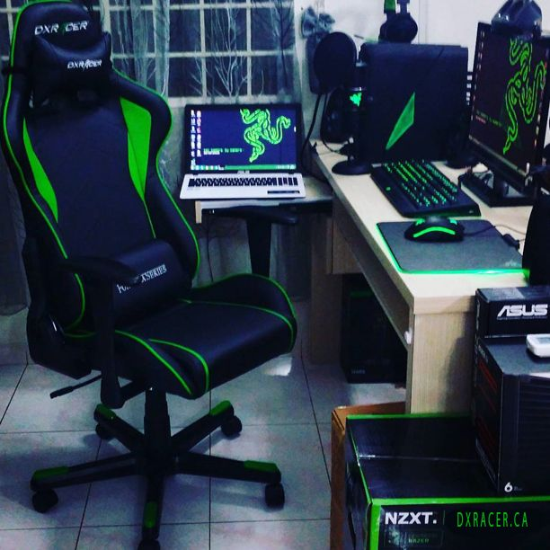 Green Is Always Choose Full Set Razer Green Razer
