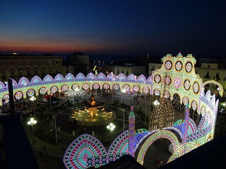 Mola di Bari - Puglia ITALY Festa Madonna Addolorata