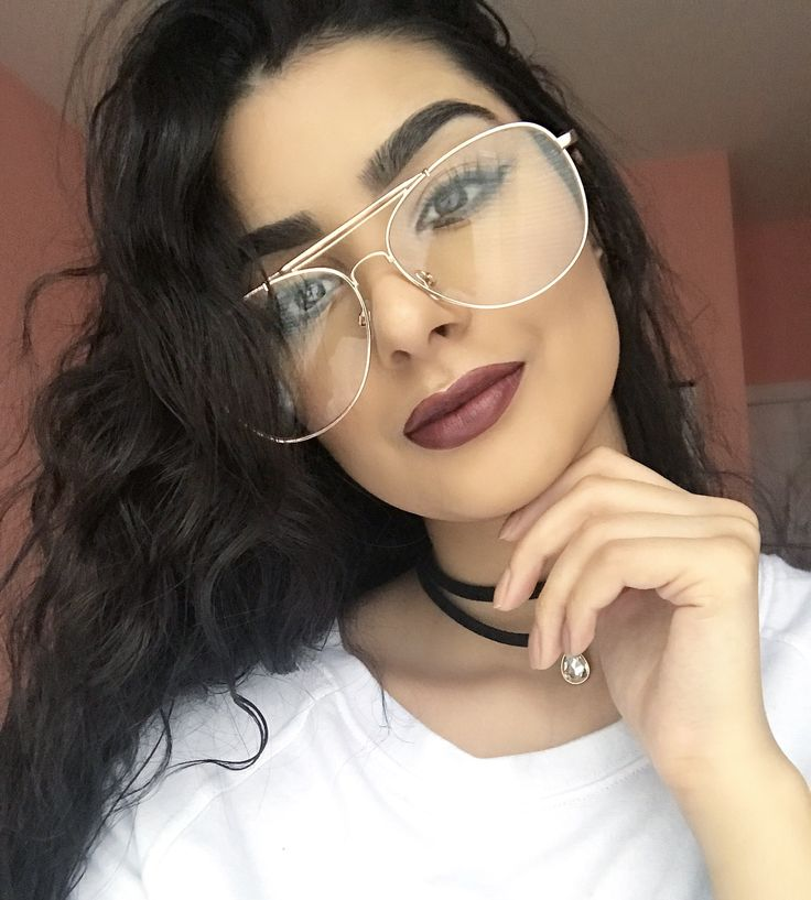 #makeup #glasses Instagram @exquisite_blossom