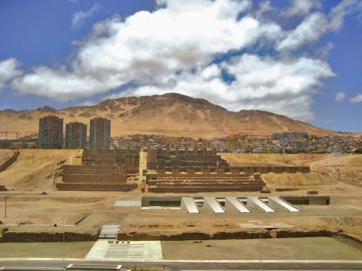 Ruinas de Huanchaca  Museo de Desierto de Atacama / Coz, Polidura y Volante Arquitectos