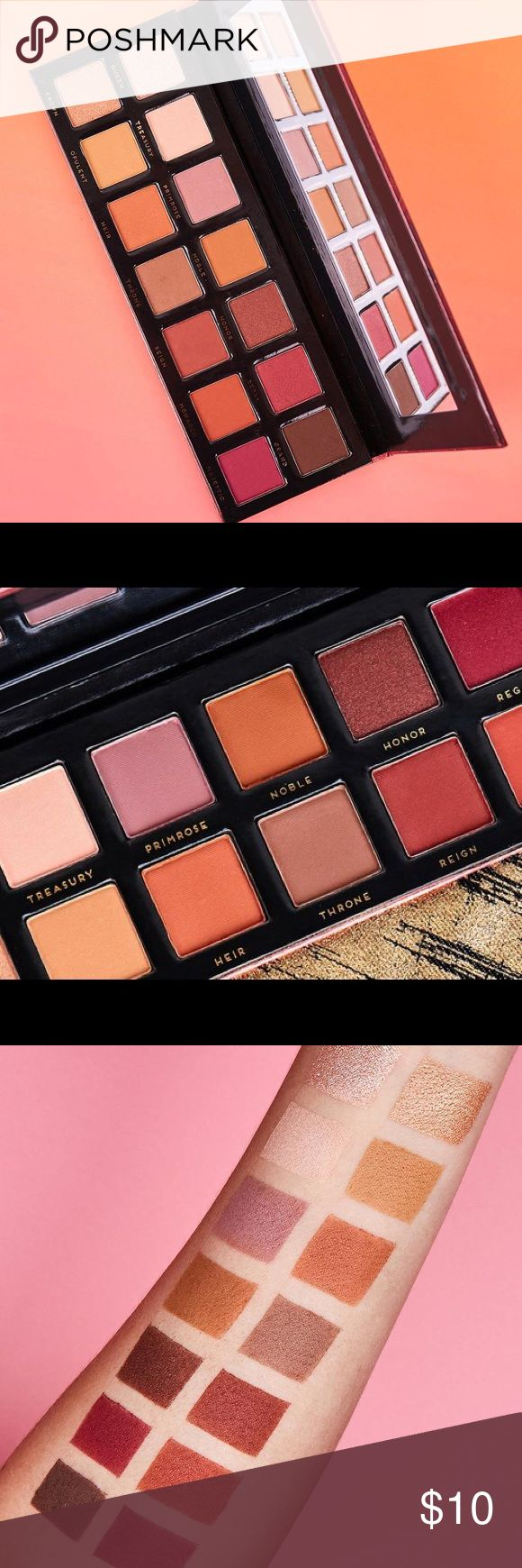 Bad Habit Royals Eyeshadow Palette Eyeshadow palette