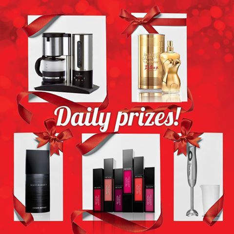 It's that time of the year when you can WIN WIN WIN!  Check out some of the great prizes Clicks have given away in their Christmas Calendar competition... You could be next!  Click here to enter today: http://goo.gl/ij8Ajm