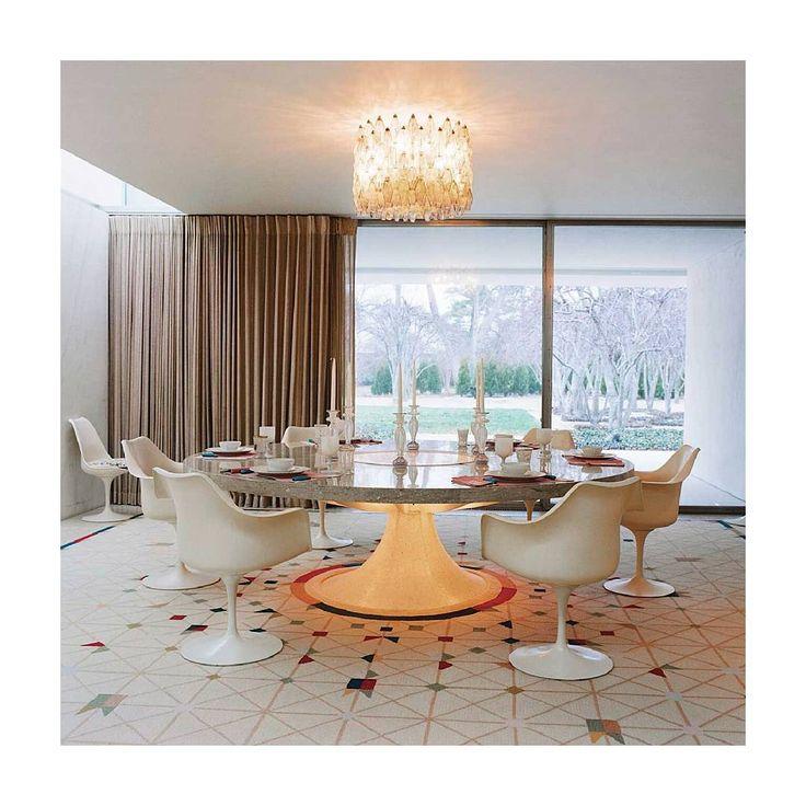 Miller House, Saarinen/Girard